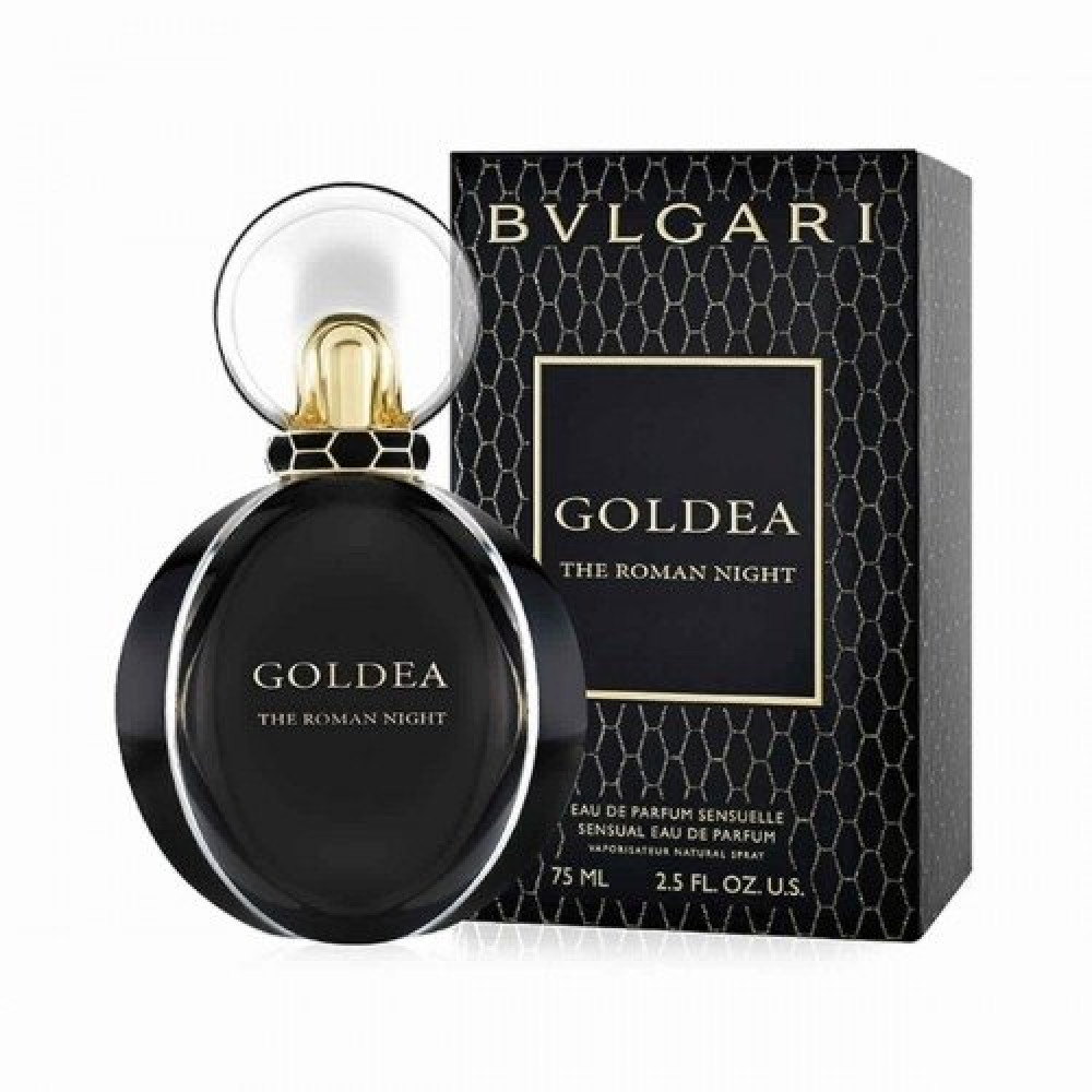 Bvlgari Goldea The Roman Night Eau de Parfum 75ml خبير العطور