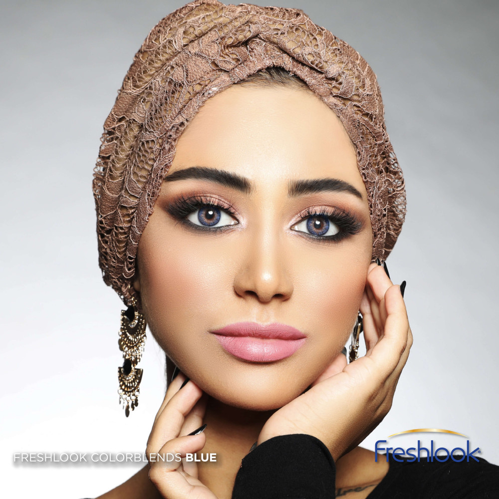 Freshlook colorblends Blue
