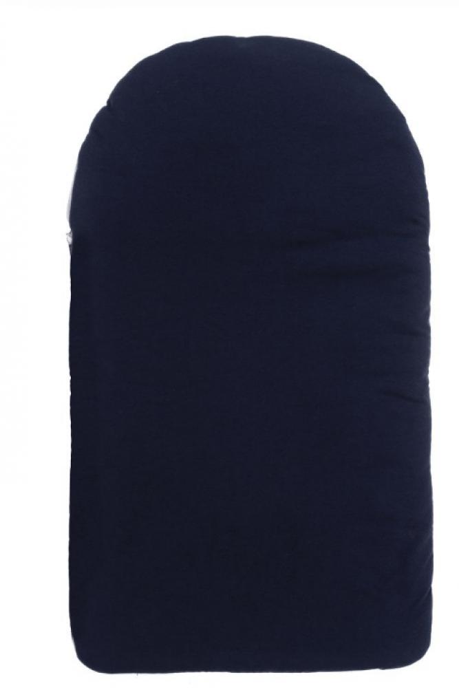 غطاء واقي من البرد لحديثي الولادة باللون الرمادي من ماركة  Aigner دوها