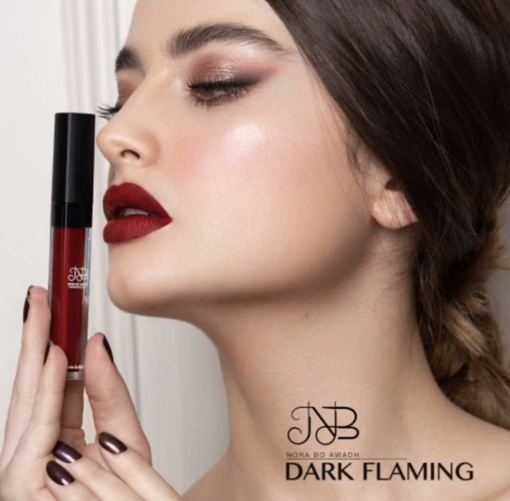 روج نورة بو عوض دارك فليمينج Dark Flaming
