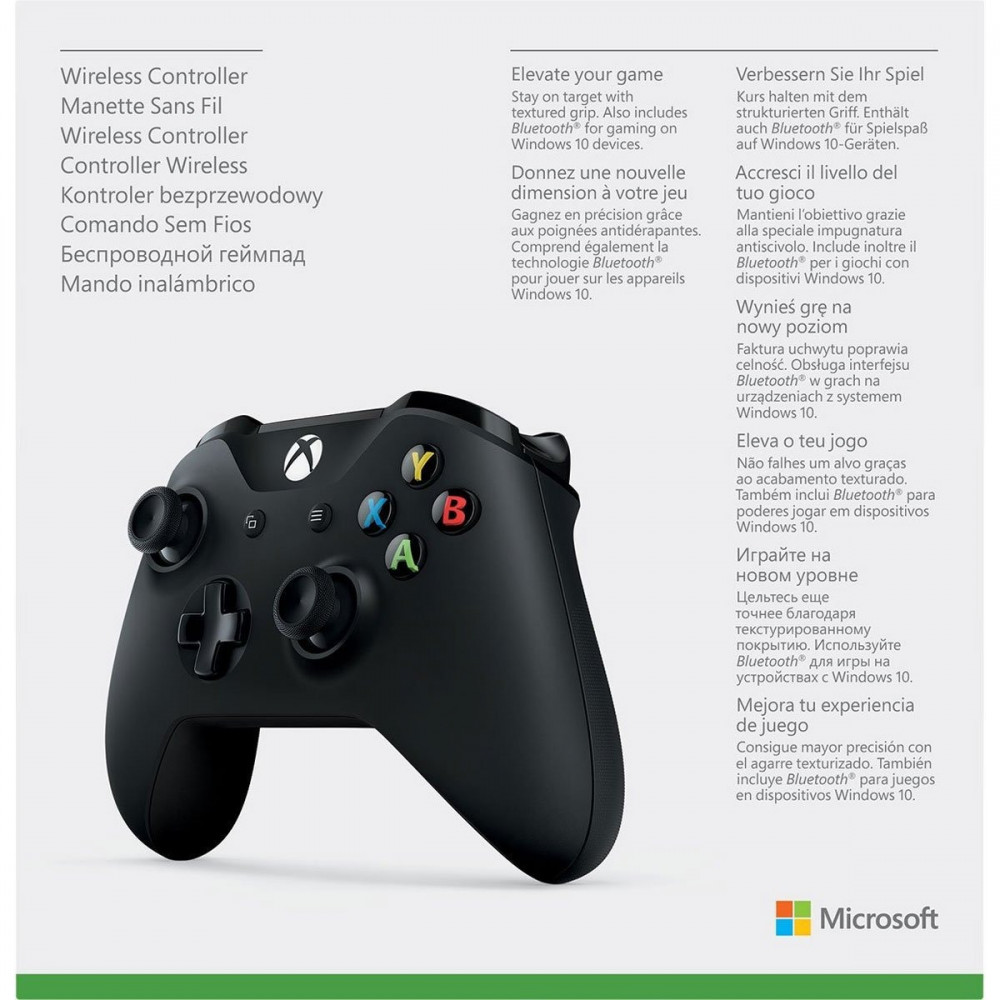 Xbox Wireless Controller - Black