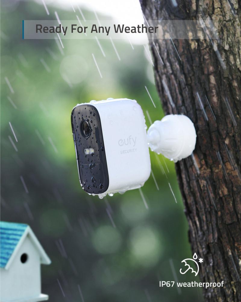 كاميرا واي فاي مقاومة للماء