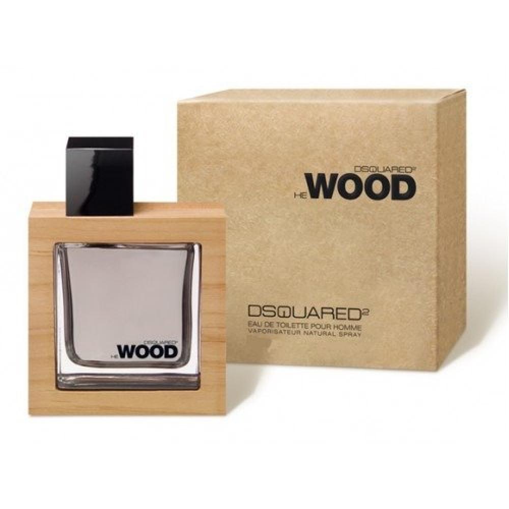 Dsquared He Wood Eau de Toilette 100ml خبير العطور
