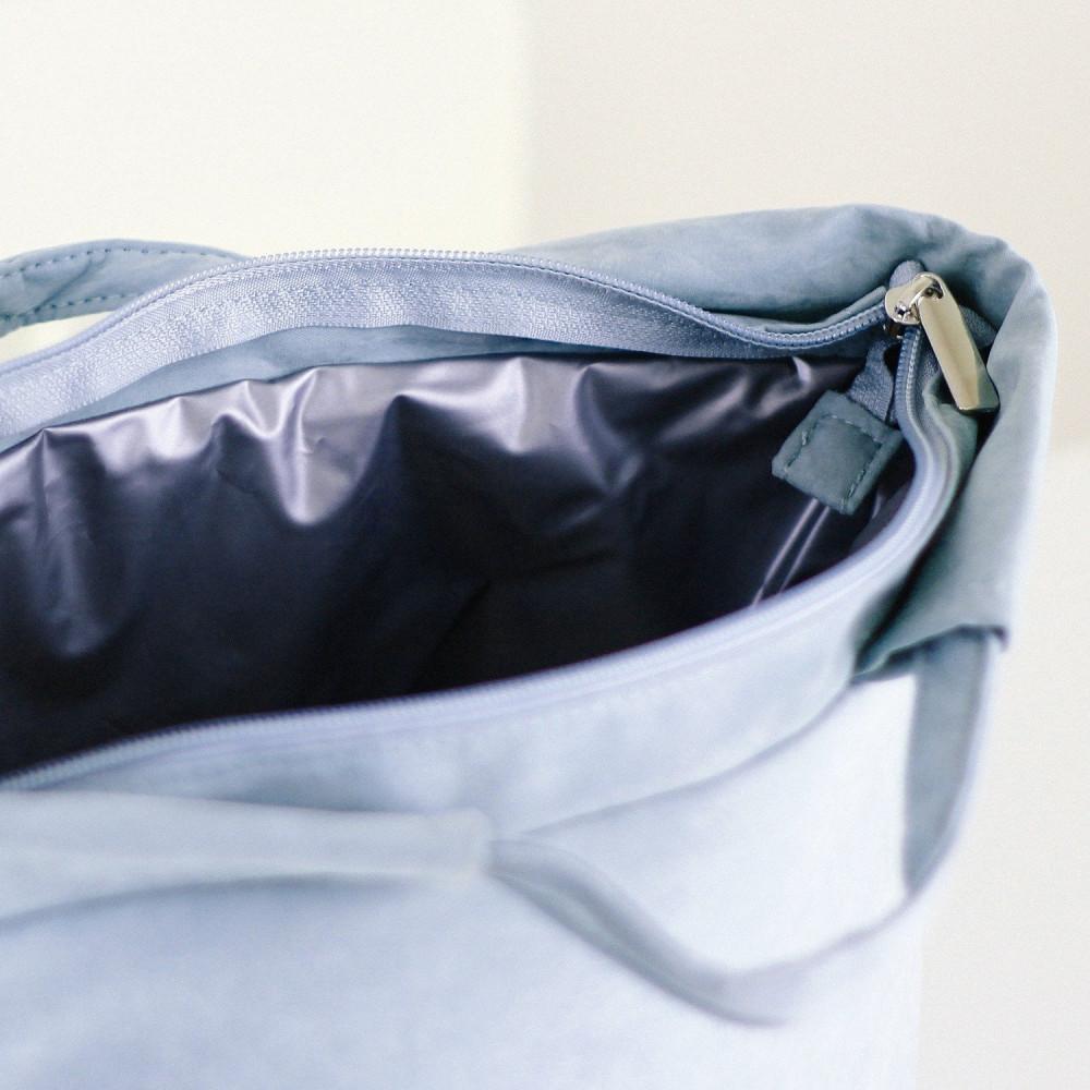 حقيبة لانش بوكس أفكار غداء صحي للريجيم صندوق غداء حقائب مخمل سماوي