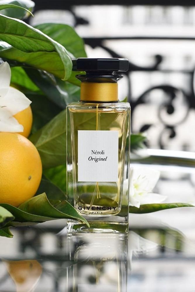 عطر جفنشي الحصري نيرولي اوريجينال exclusive Givenchy perfume neroli or