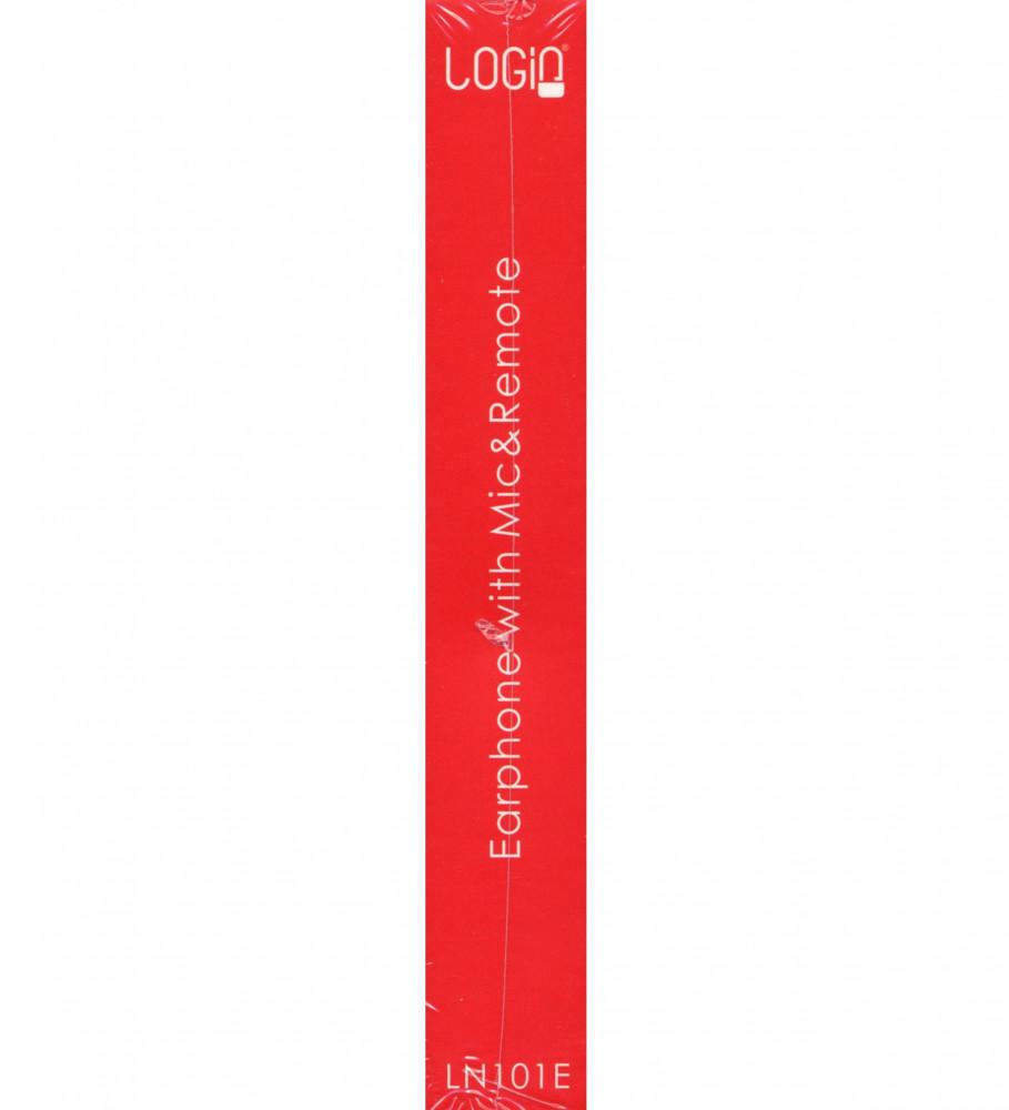 سماعة سلك AUX - سماعة سلكية - سماعات لوجين - LOGin - LN101E