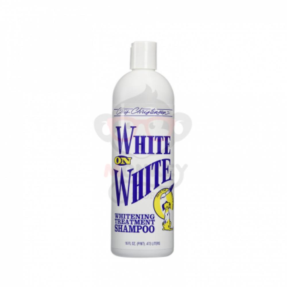 شامبو White on White من شركة Chrissystems