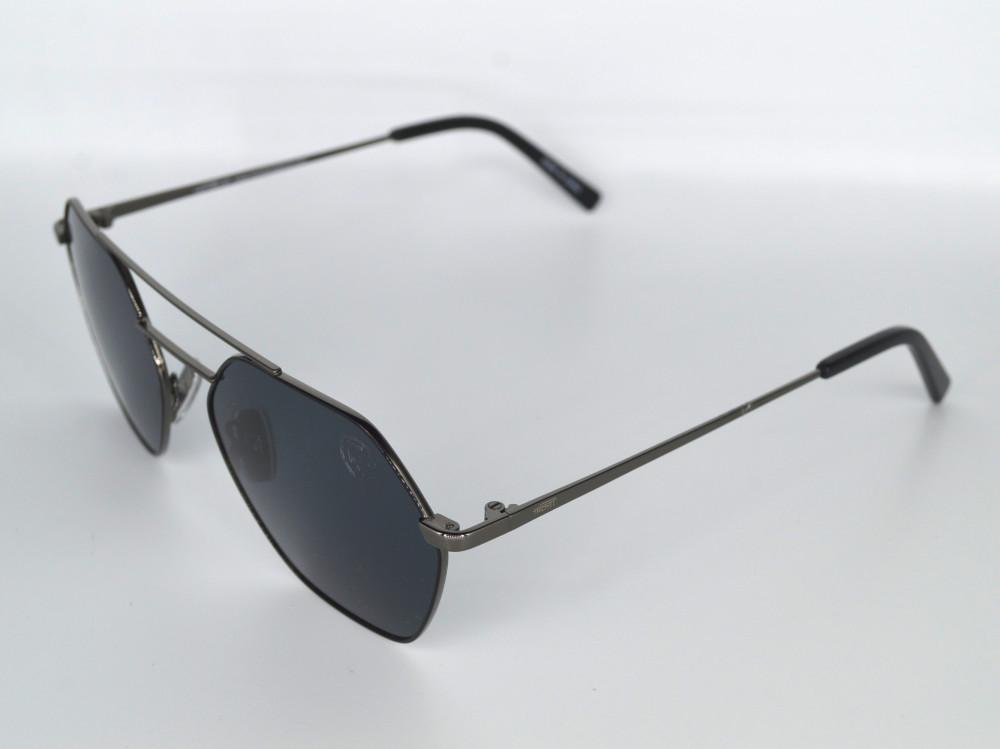 نظاره شمسية رجالية من ماركة troy لون العدسة اسود