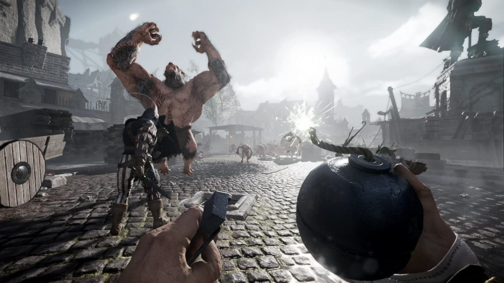 Warhammer End Times - Vermintide-PS4