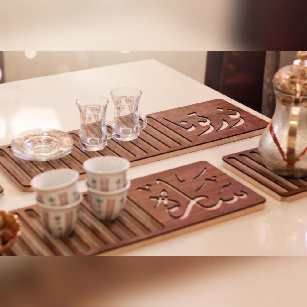 صواني تقديم فخمة للمناسبات والضيافة