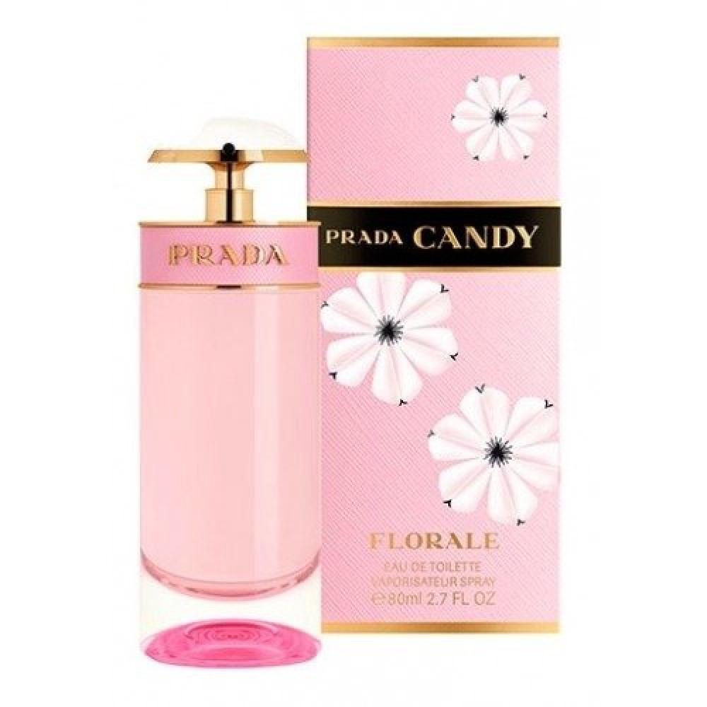 Prada Candy Florale Eau de Toilette 50ml متجر خبير العطور