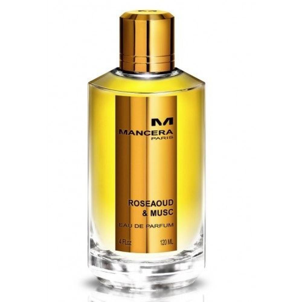 Mancera Roses Aoud  Musk Eau de Parfum 120ml خبير العطور