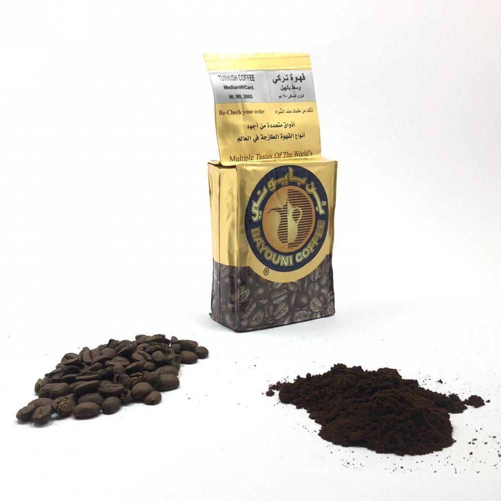 القهوه التركية بن بايوني