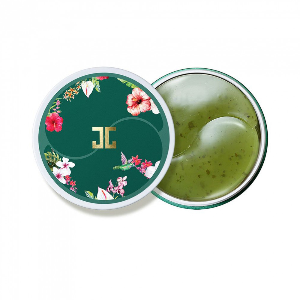 لاصقات جل للعيون بخلاصة الشاي الاخضر من جايجون - 60 لاصقه