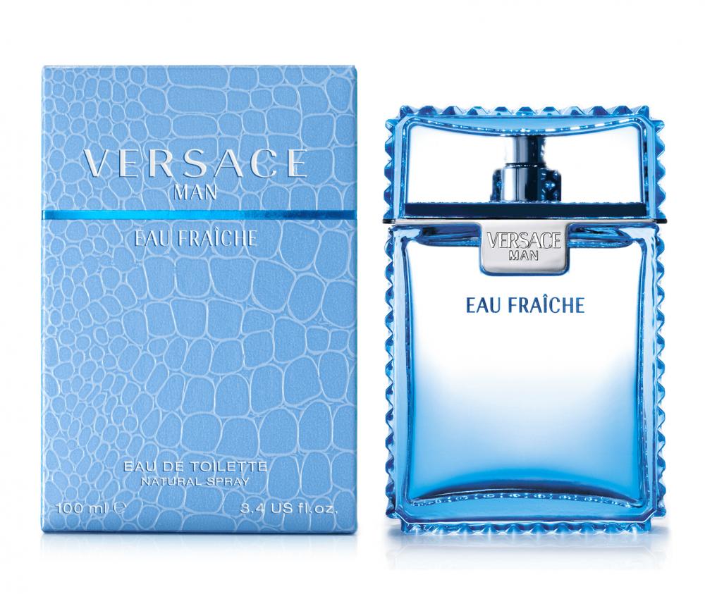 Versace Eau Fraiche Eau de Toilette 100ml متجر خبير العطور