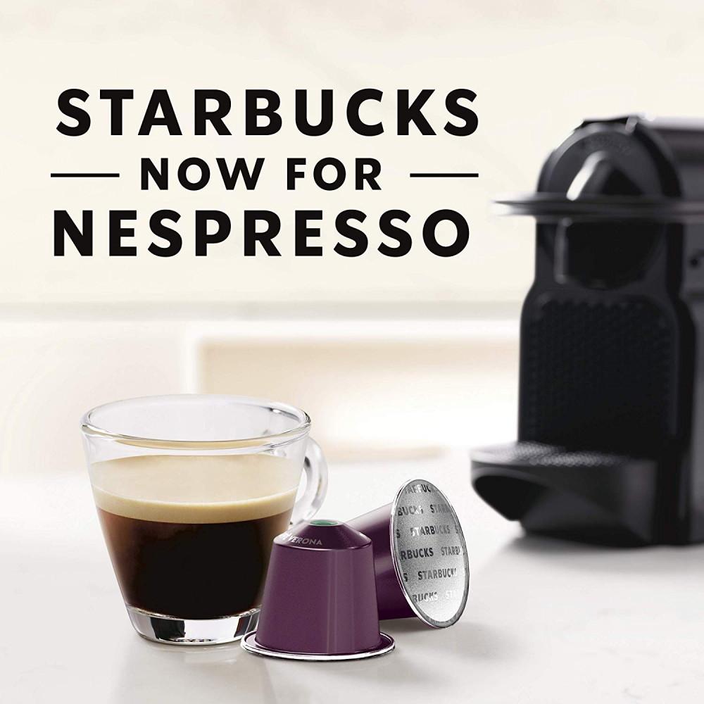 كافي فيرونا اسبريسو قهوة ستاربكس كبسولات نسبريسو الأصلية