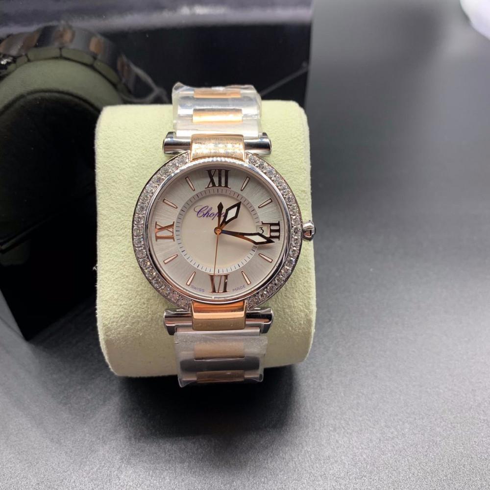 ساعة شوبارد امبيرال الأصلية الثمينة جديدة