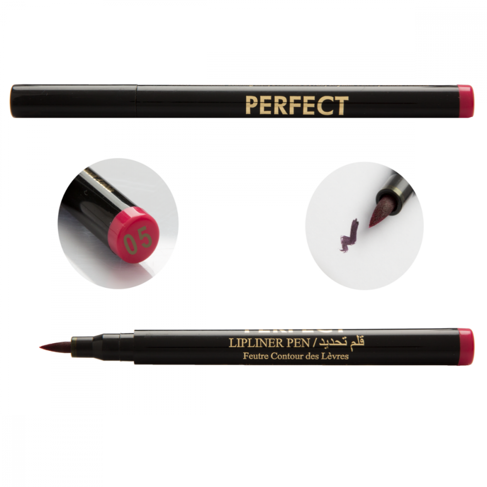 05-PERFECT Lip Liner Liquid Pen