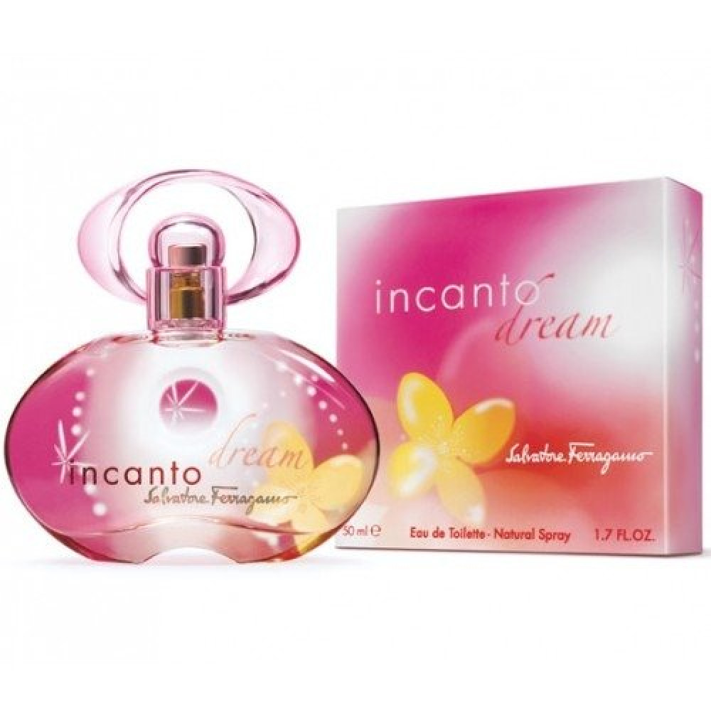 Salvatore Ferragamo Incanto Dream Toilette 100ml متجر خبير العطور