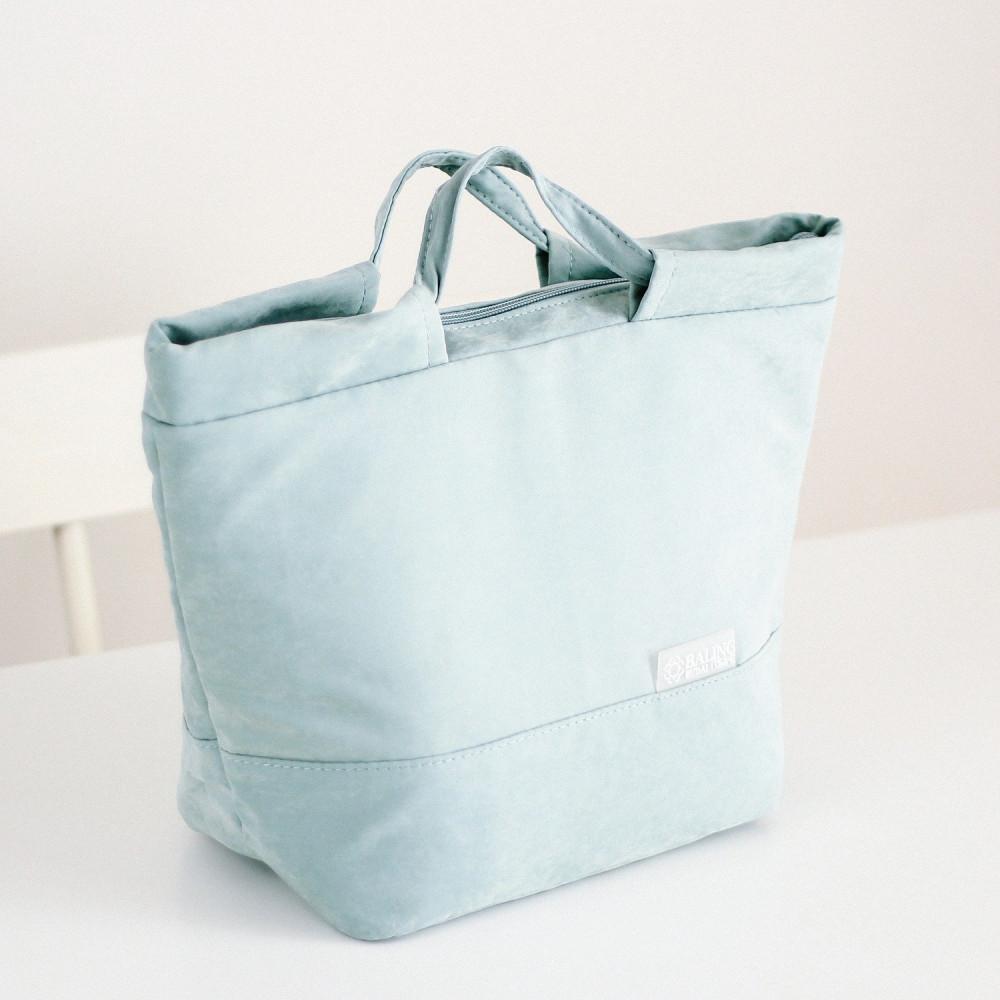 حقيبة لانش بوكس حقيبة صندوق غداء حقيبة غداء للدوام حقائب مخمل تيفاني