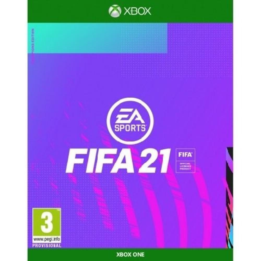 شراء لعبة fifa 21