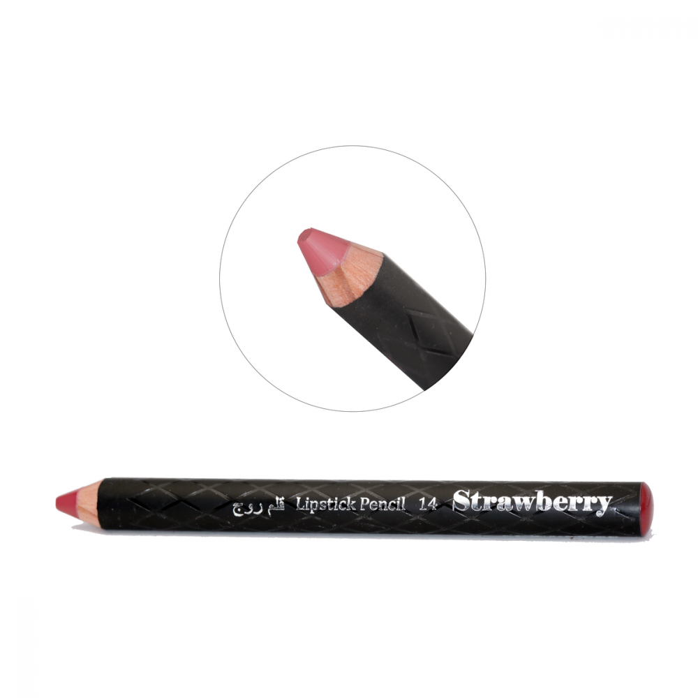 Strawberry Lipstick Pencil No-14