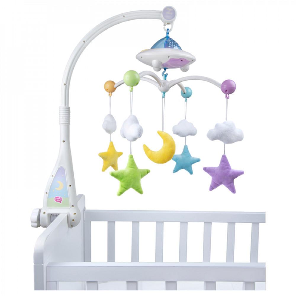 لعبة مولود متحركة مع القرآن, ألعاب أطفال, Moon And Stars
