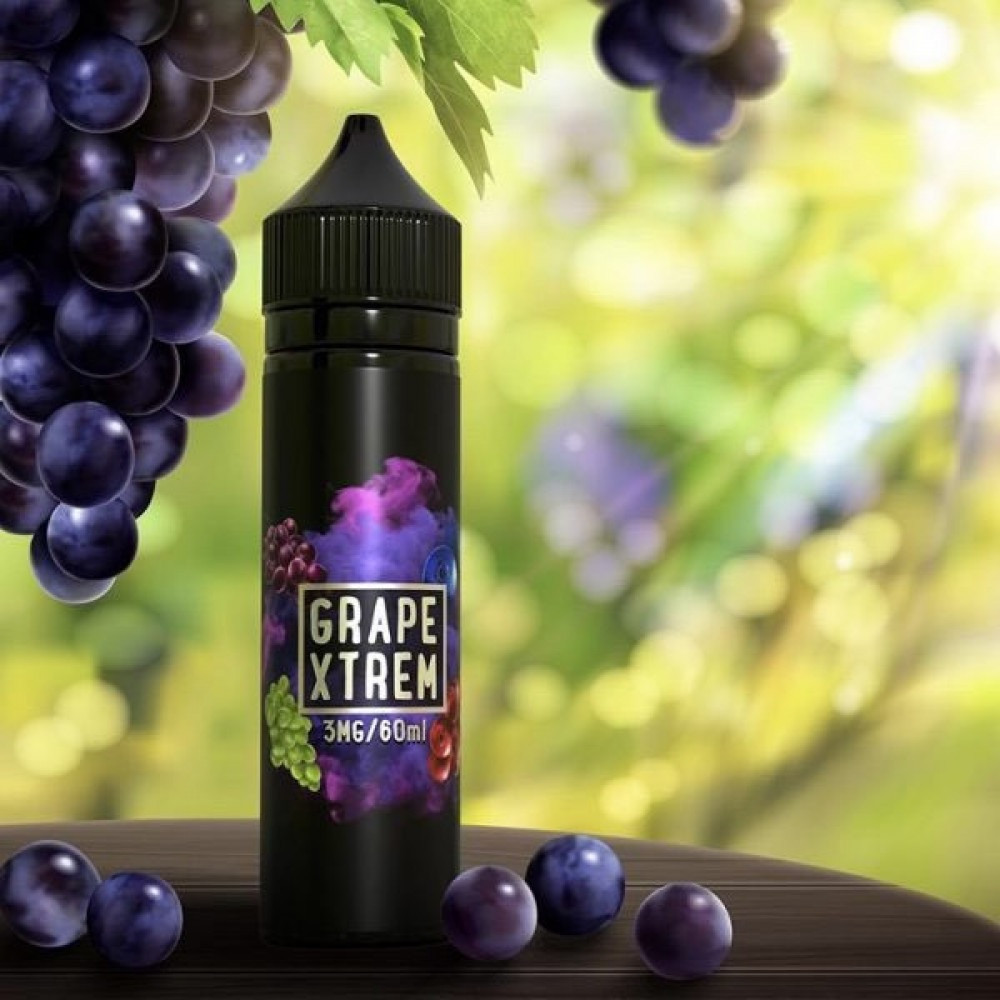 Grape Xtrem - eliquid Sam Vapes