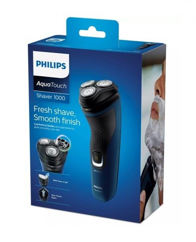 ماكينة حلاقة اكوا تاتش 1000 من فيليبس موديل Philips S1121