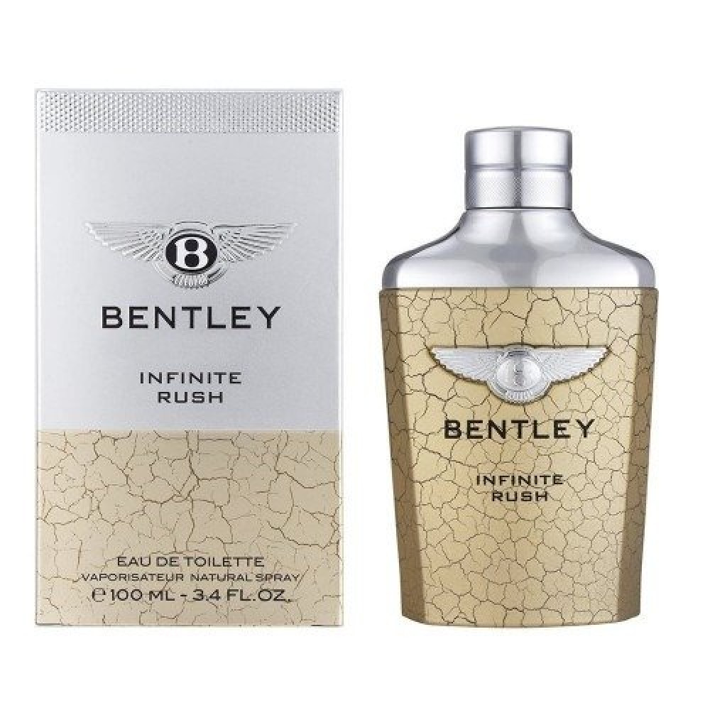 Bentley Infinite Rush Eau de Toilette 100ml خبير العطور