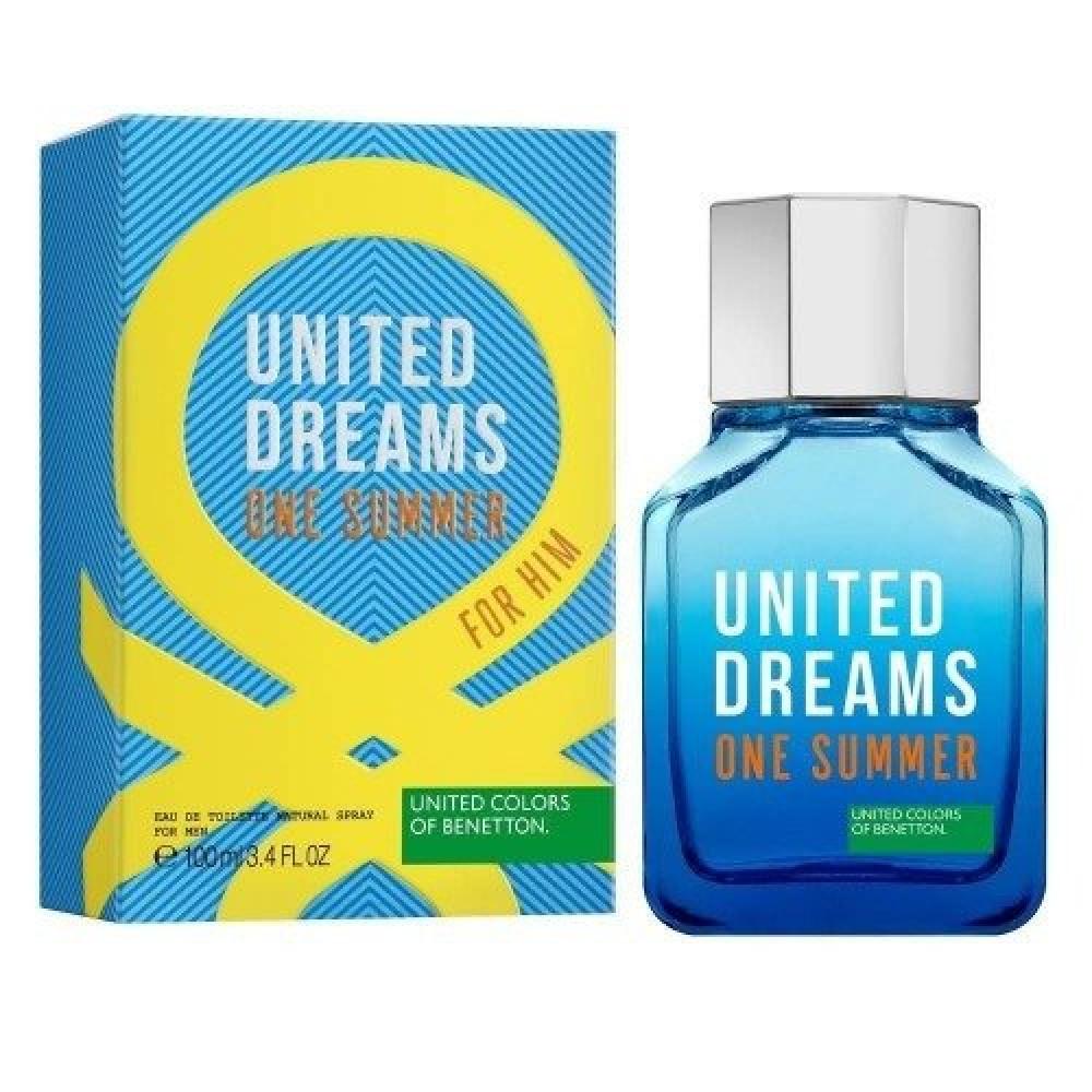 Benetton Colors de Benetton Dreams One Summer Eau de Toilette 100ml خب