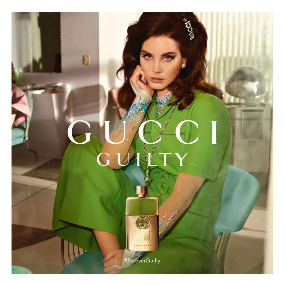 قوتشي قيلتي بور فيم Gucci