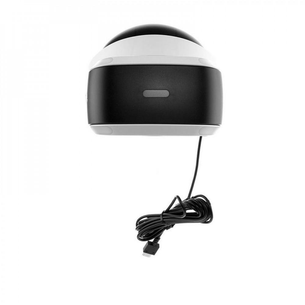 نظارة بلايستيشن للواقع الافتراضي نظارة الواقع الافتراضي بلايستيشن VR