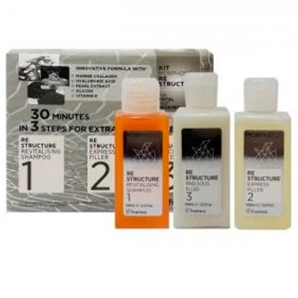 فراميسي فيلر علاج الشعر المتهالك  100مل  مجموعة علاج الشعر وإعادة بناء