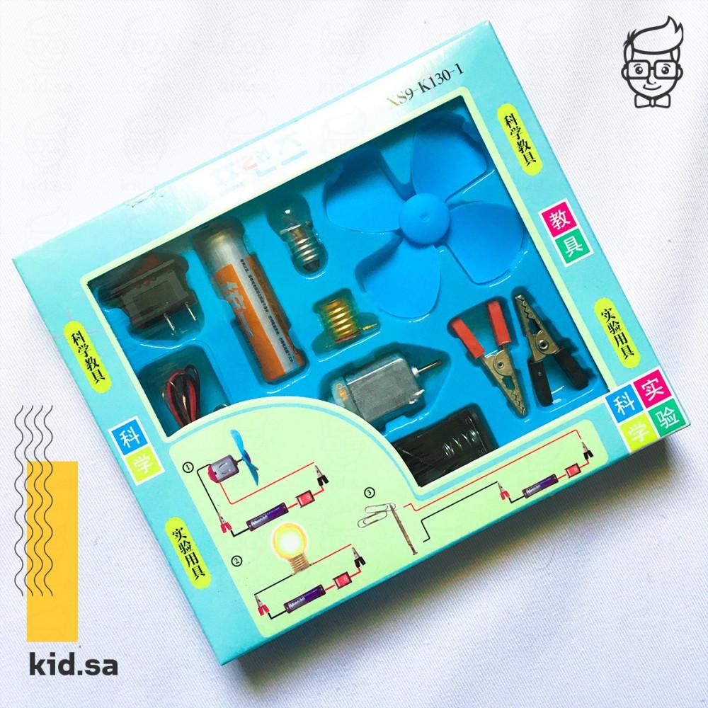 دوائر الكترونية للاطفال