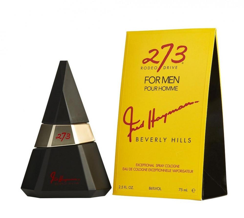 Fred Hayman 273 for Men Eau de Cologne 75ml متجر خبير العطور