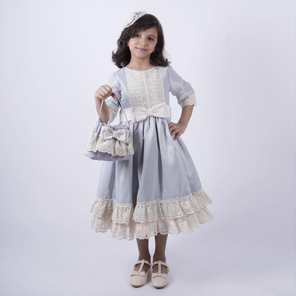 فستان تيفاني بكلفه بيج