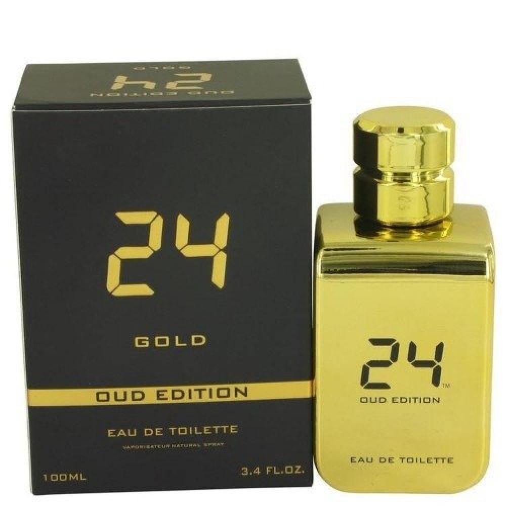 ScentStory 24 Gold Oud Edition Eau de Toilette 100ml متجر خبير العطور