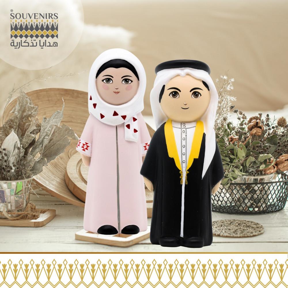 مجسم الشخصيات السعودية