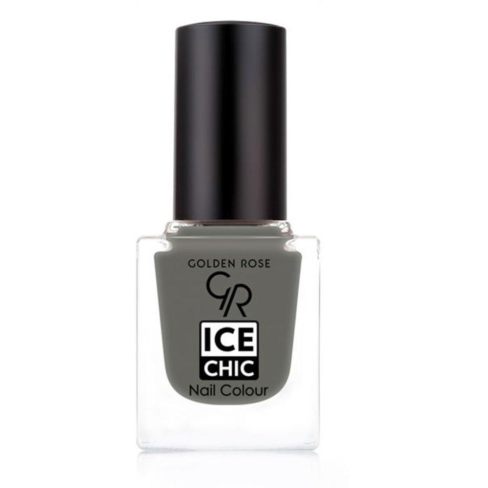 GOLDEN ROSE Ice Chic Nail Colour مناكير قولدن روز 112