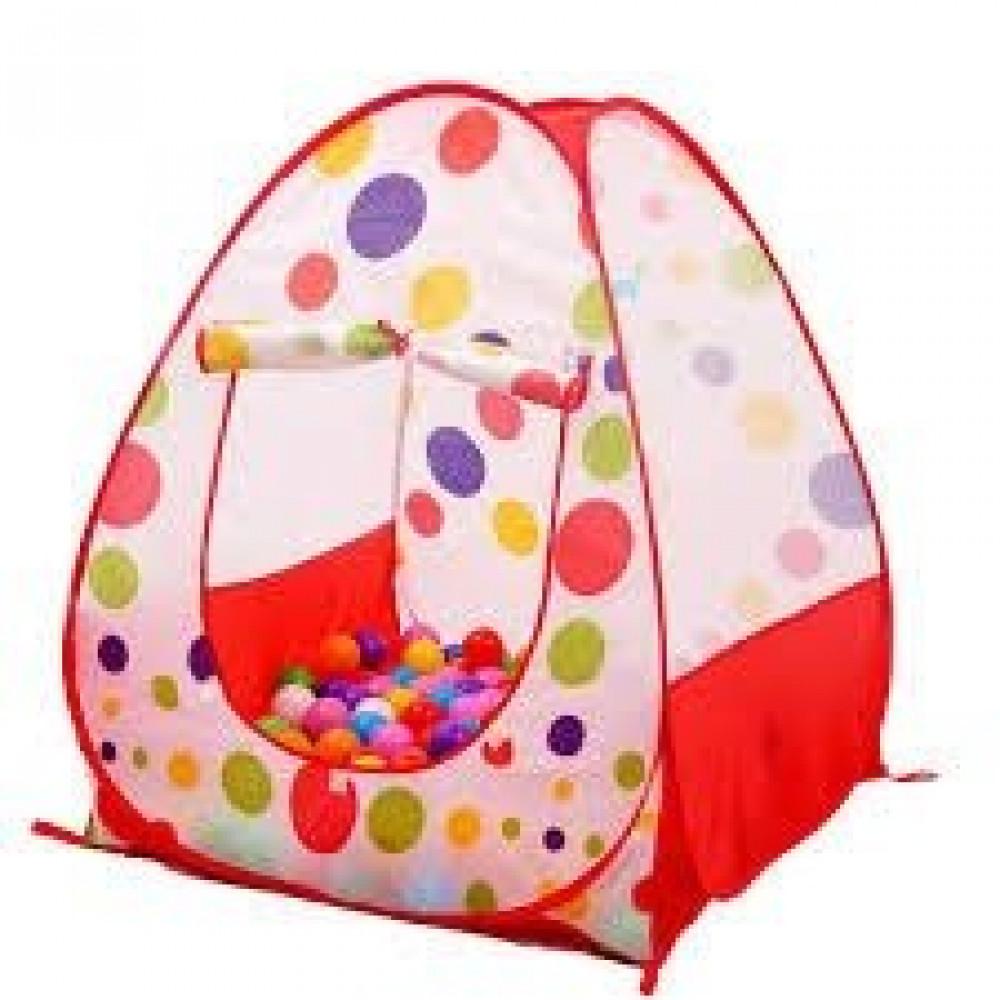 خيمة اللعب مع 100 كره ملونة