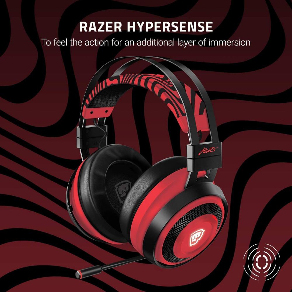 Razer Nari Ultimate Wireless PewDiePie Limited Edition