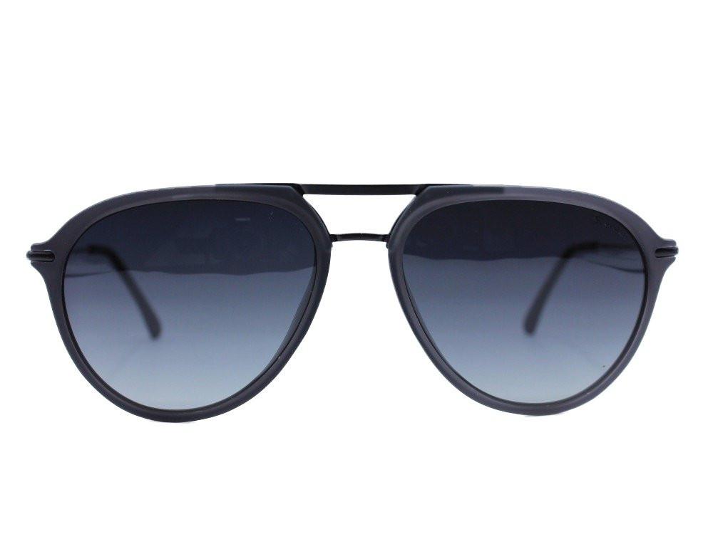 نظاره شمسية كلاسيكية من ماركة S MAX لون العدسة اسود مدرج  رجالية 2021