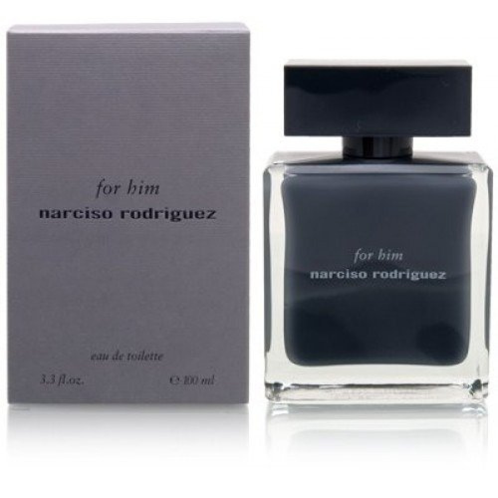 Narciso Rodriguez for Him Eau de Toilette 100ml خبير العطور