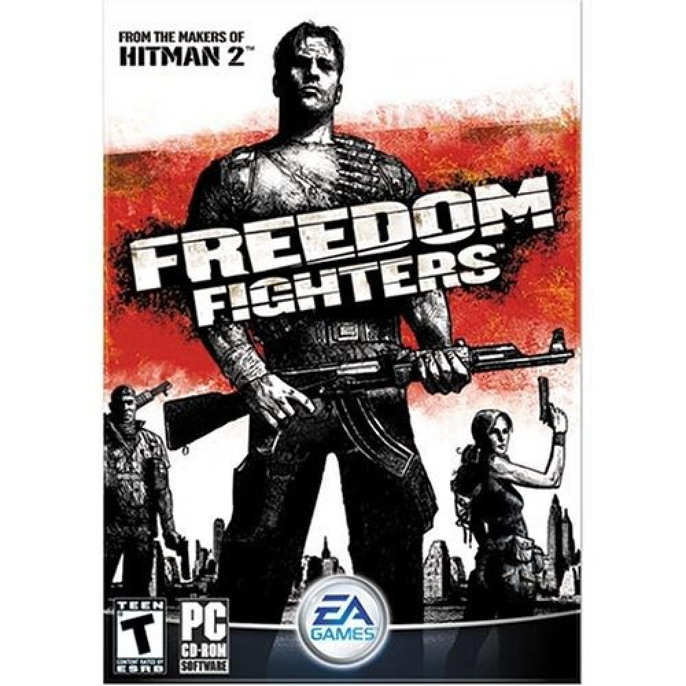 لعبة Freedom Fighters