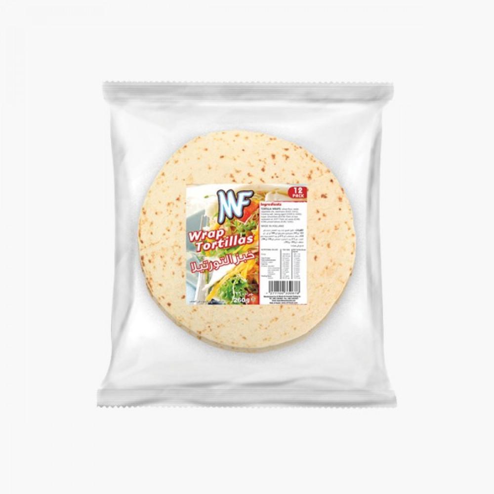 MF Holland Mini Tortillas  ام اف هولاند خبز التورتيلا ميني