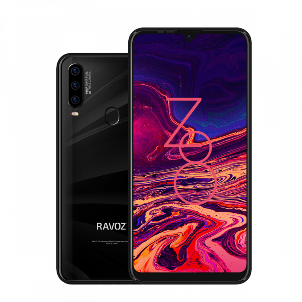 هاتف ذكي 128GB رافوز RAVOZ Z8
