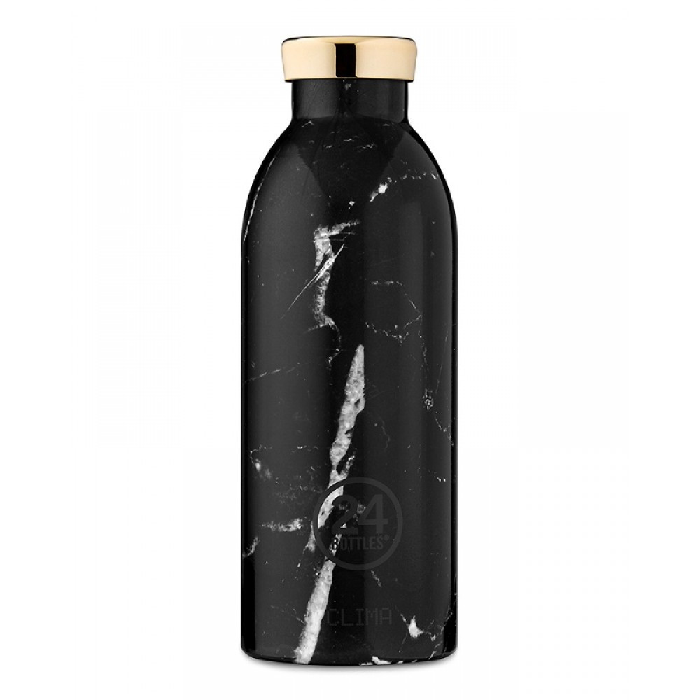 Clima 500 ml Marble Black 24 Bottles