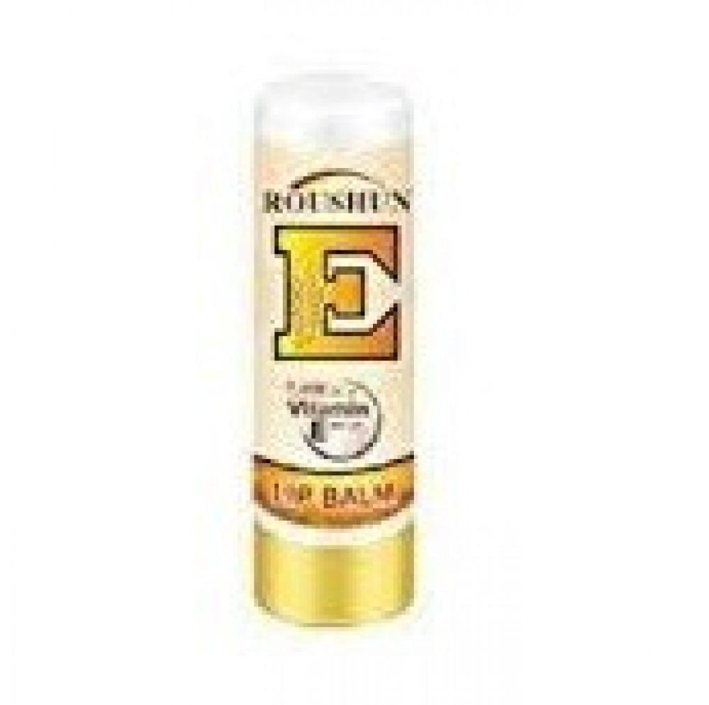 روشان مرطب شفاه بخلاصة فيتامين  ايي    Roshan lip balm with vitamin E