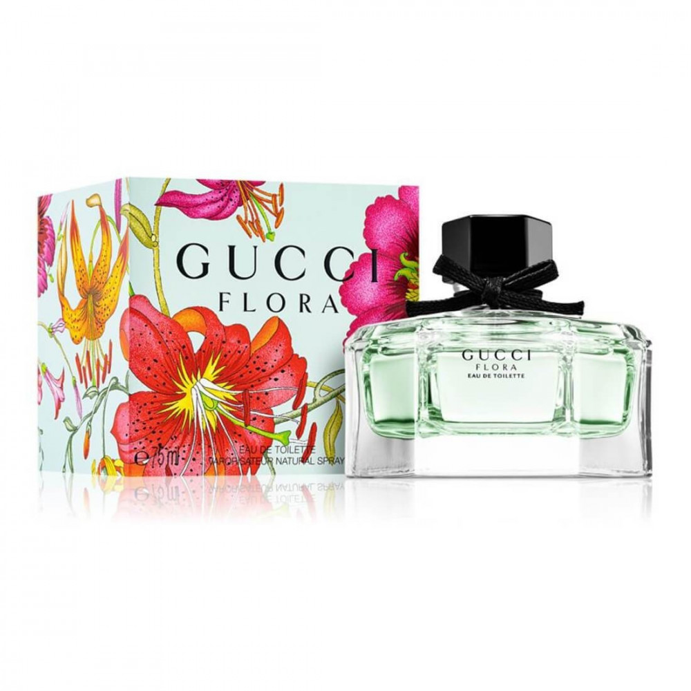Gucci Flora By Gucci Eau de Toilette 50ml متجر خبير العطور